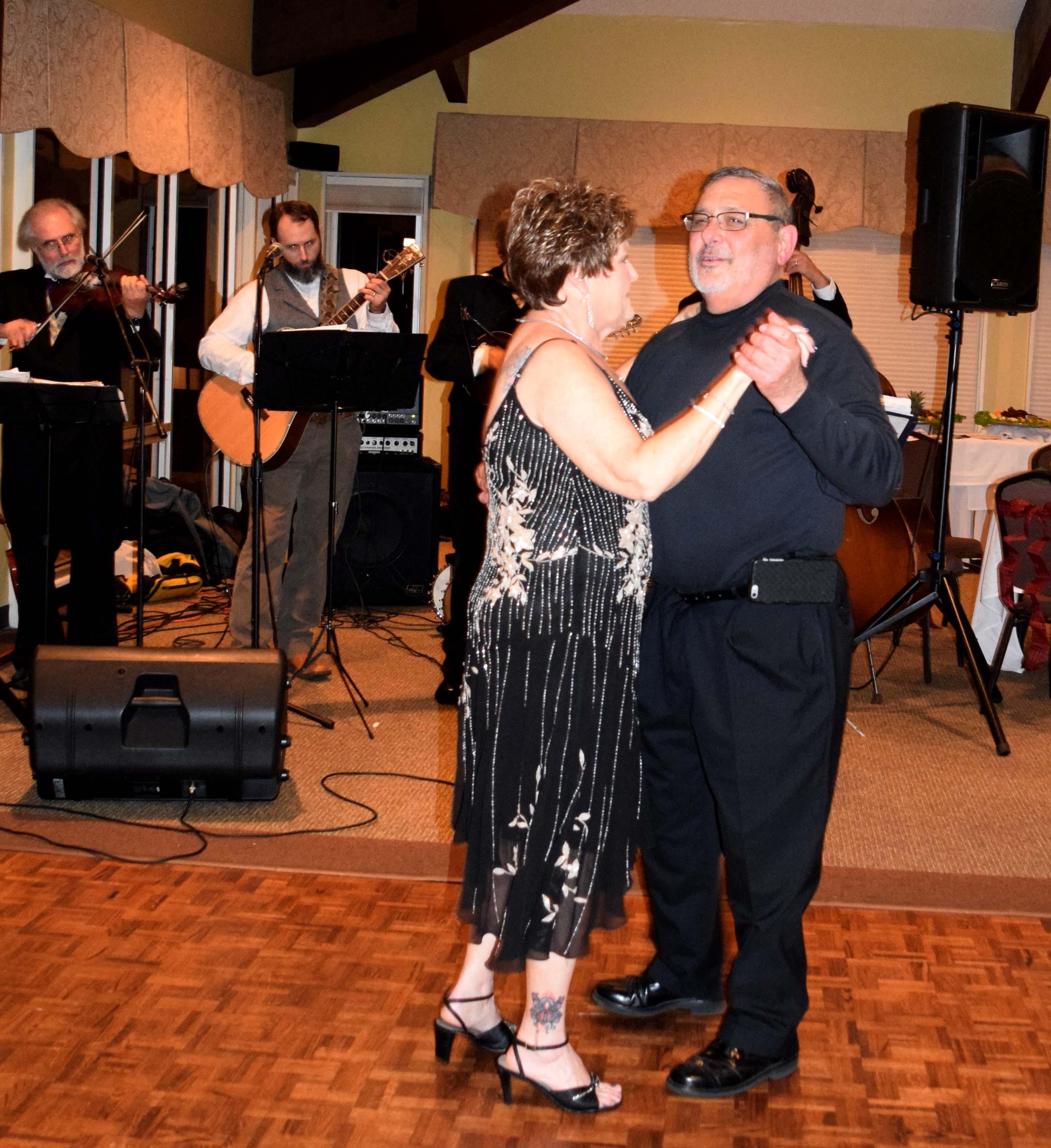 Wanda & Frank Dance