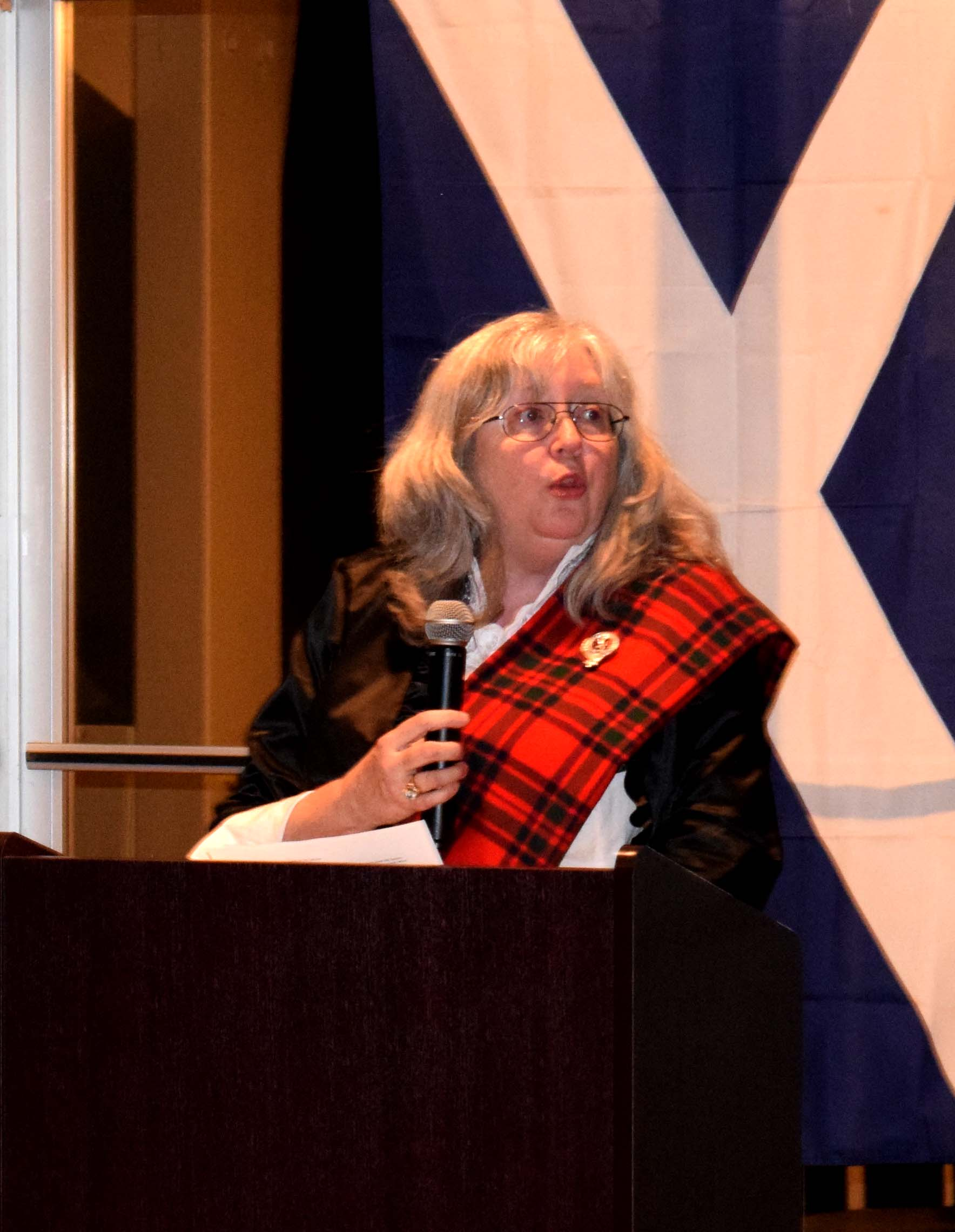 Sarah Hamer speech