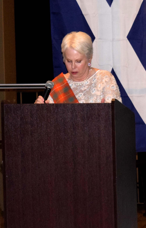 Linda Carlisle speech