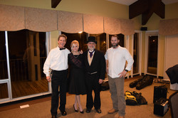 Gordon, Shelia, Frank and Forrest 2017