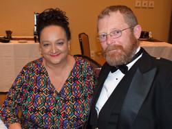 Sonya and John Hicks