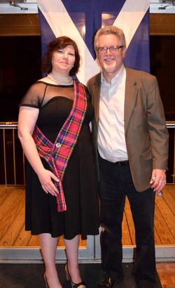 Erin Hudak & Jim Freeman