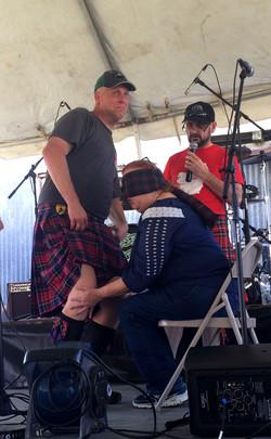 Bonniest Knees Chris Hudak