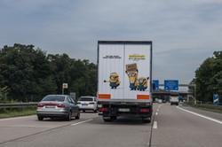 POSTERmobil XS Minions 93
