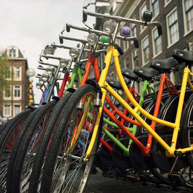 Амстердам, 2003