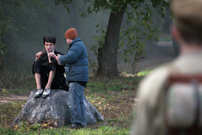 """Телесериал """"Солдатские сказки Саши Чёрного"""", 2010"""