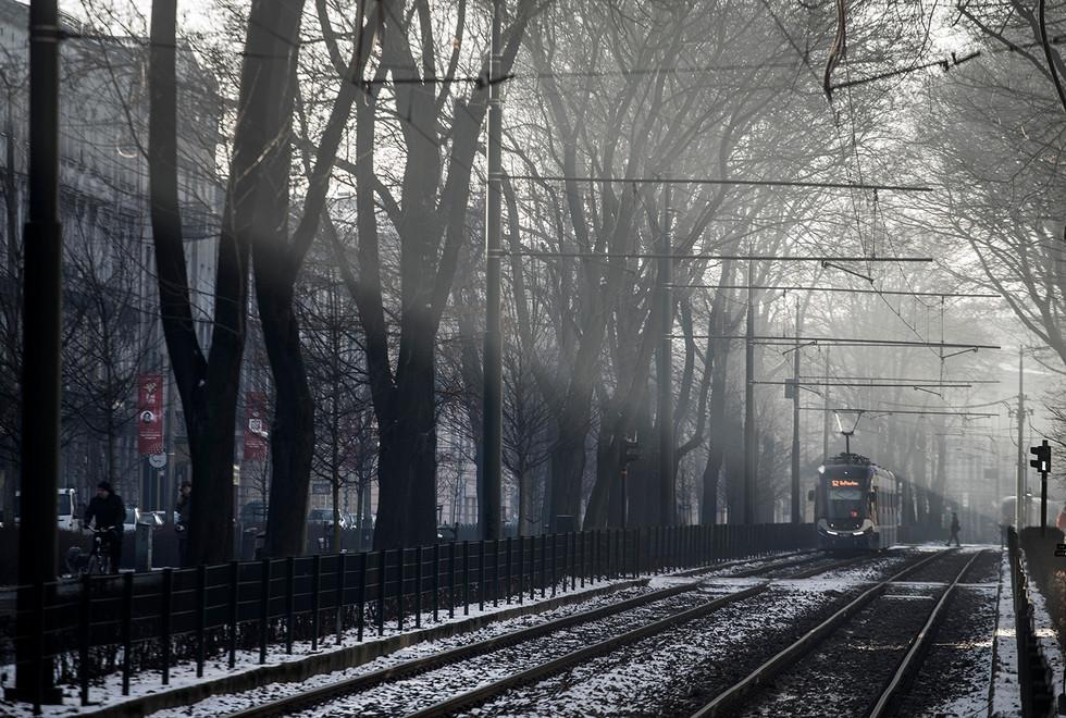 Краков, 2016