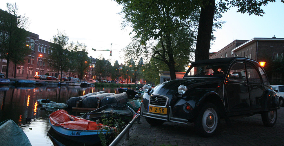 Амстердам, 2006