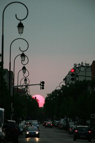 Париж, 2008