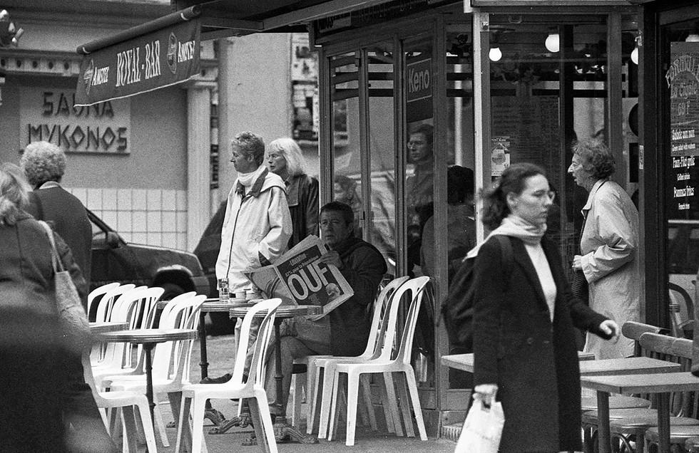 Париж, 2003