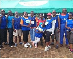 Cancer Run Raises UGX 300 Million