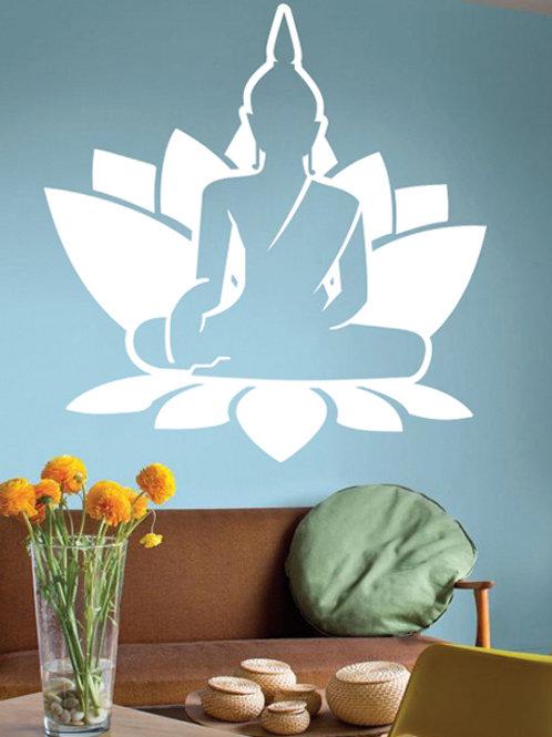 Buda y loto