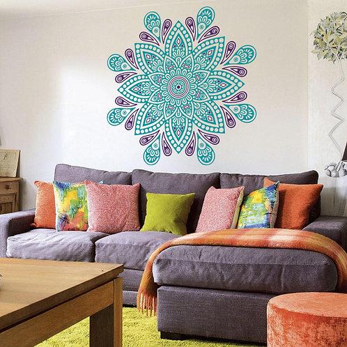 Colorful mandala IV