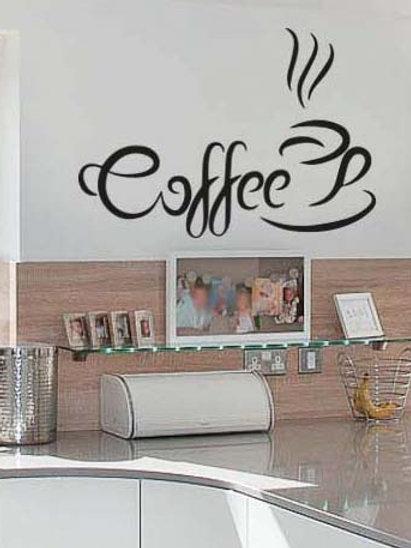 Café en curva
