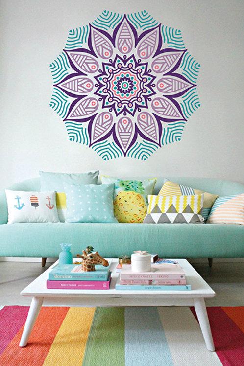 Colorful mandala II