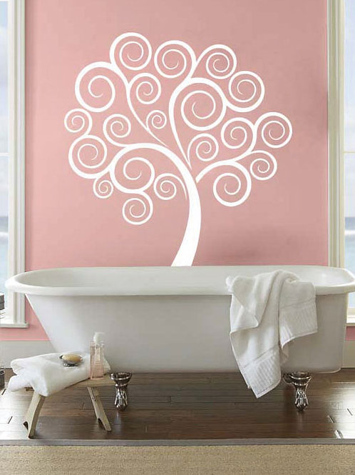 Árbol de espirales