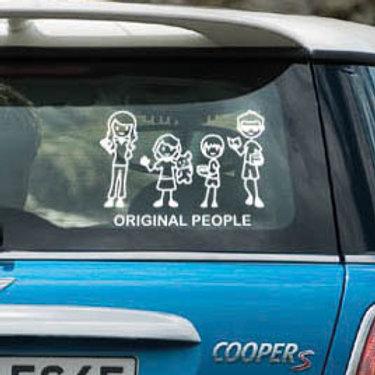 Gente original