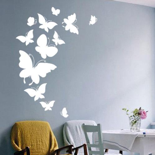 Ola de mariposas