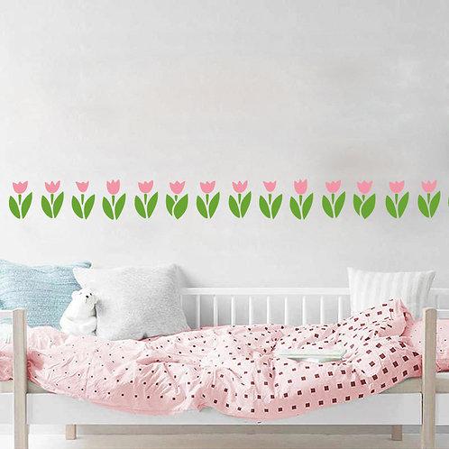 Pequeños tulipanes