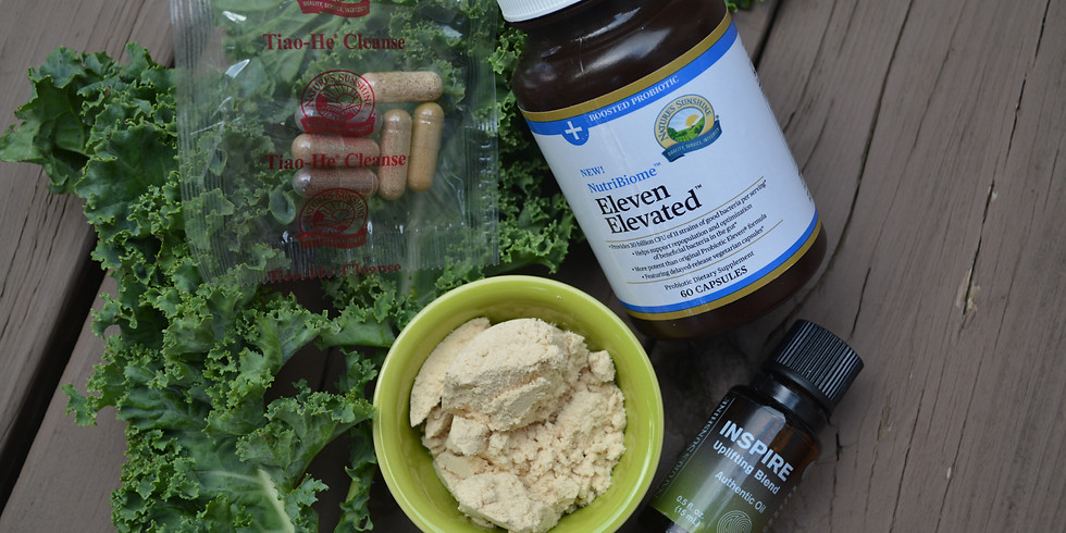 Herbal Traditions LIVE- Hosted by Nature's Sunshine
