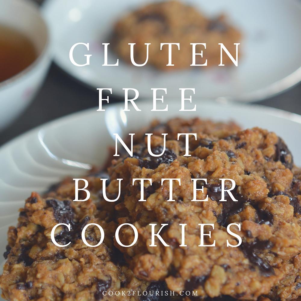 gluten free oatmeal cookies