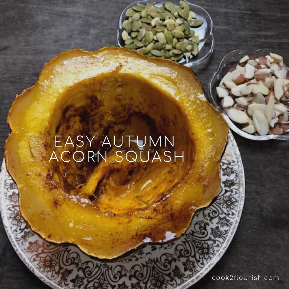 Easy Acorn Squash recipe