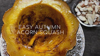 Easy Autumn Acorn Squash