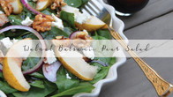 Fresh Fall Pear Recipes