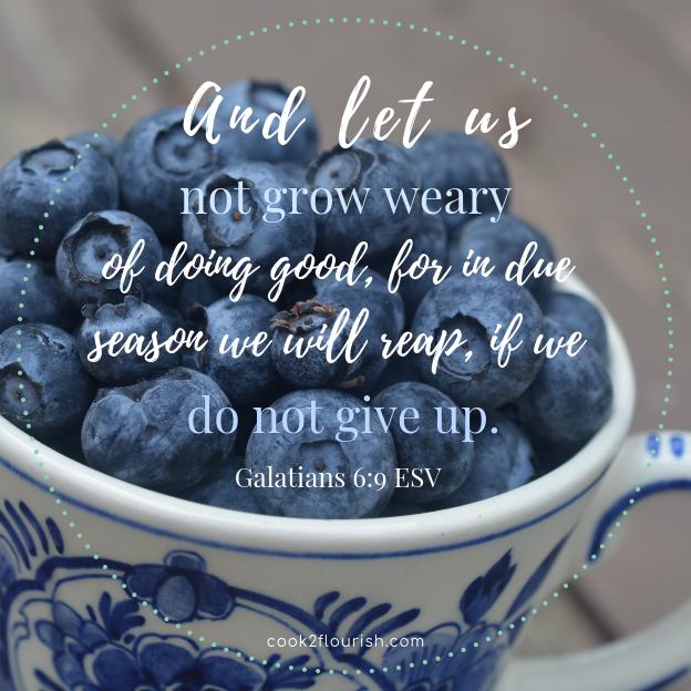 Galatians 6:9