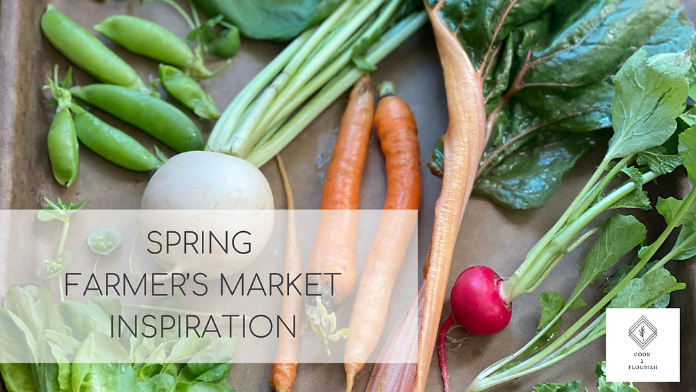 Spring Veggie Recipe Inspiration