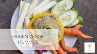 Hidden Veggie Hummus