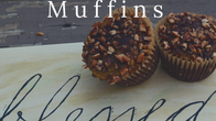 Thanksgiving Pumpkin Muffins