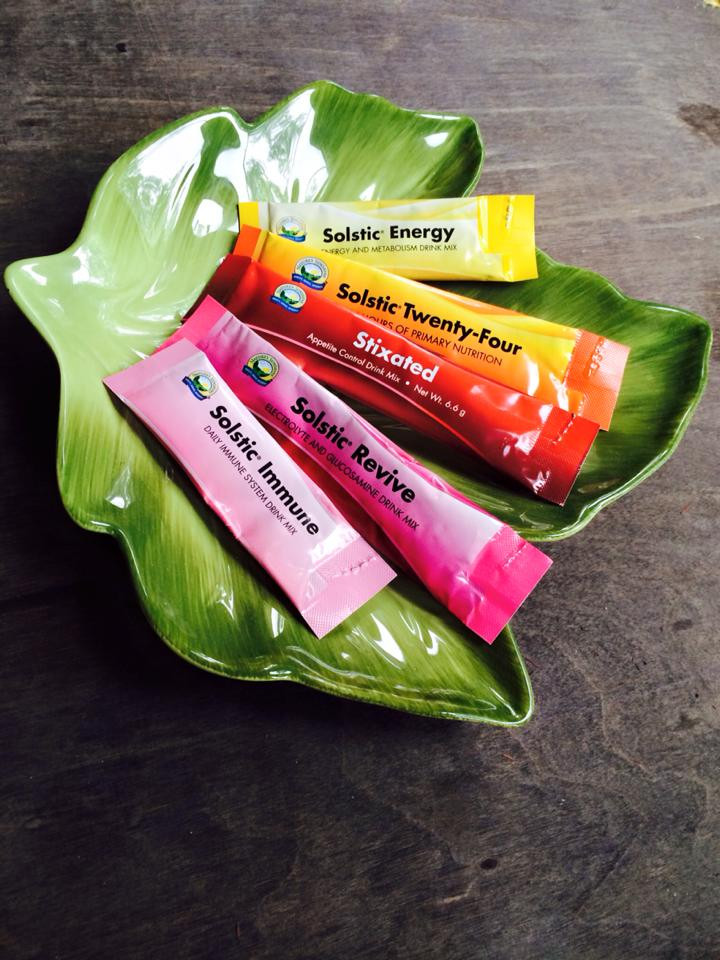 These drink mixes are natural and easy to take on the go!