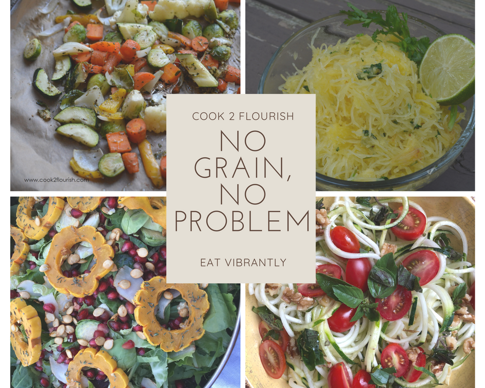 Grain Free Cooking Ideas