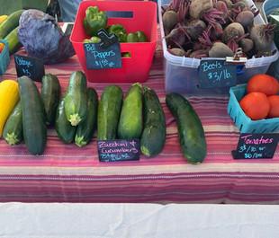 Summer Farmer's Market Inspiration