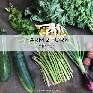 Flourish From Farm 2 Fork