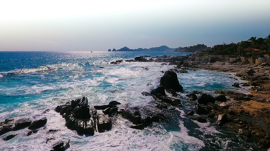 Cabo Coastline