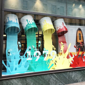 Twelve Window Display Tips to Captivate Shoppers and Drive in-Store Traffic