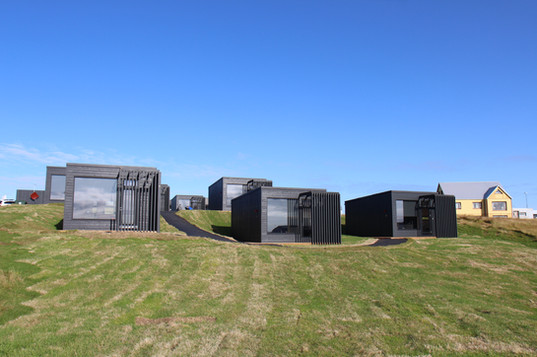 cottages iceland