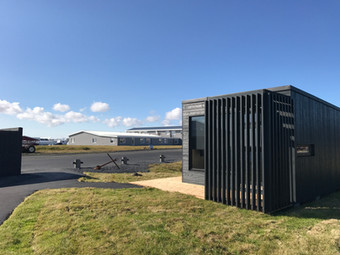 design cabins in grindavik