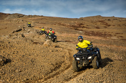 mountain safari ATV