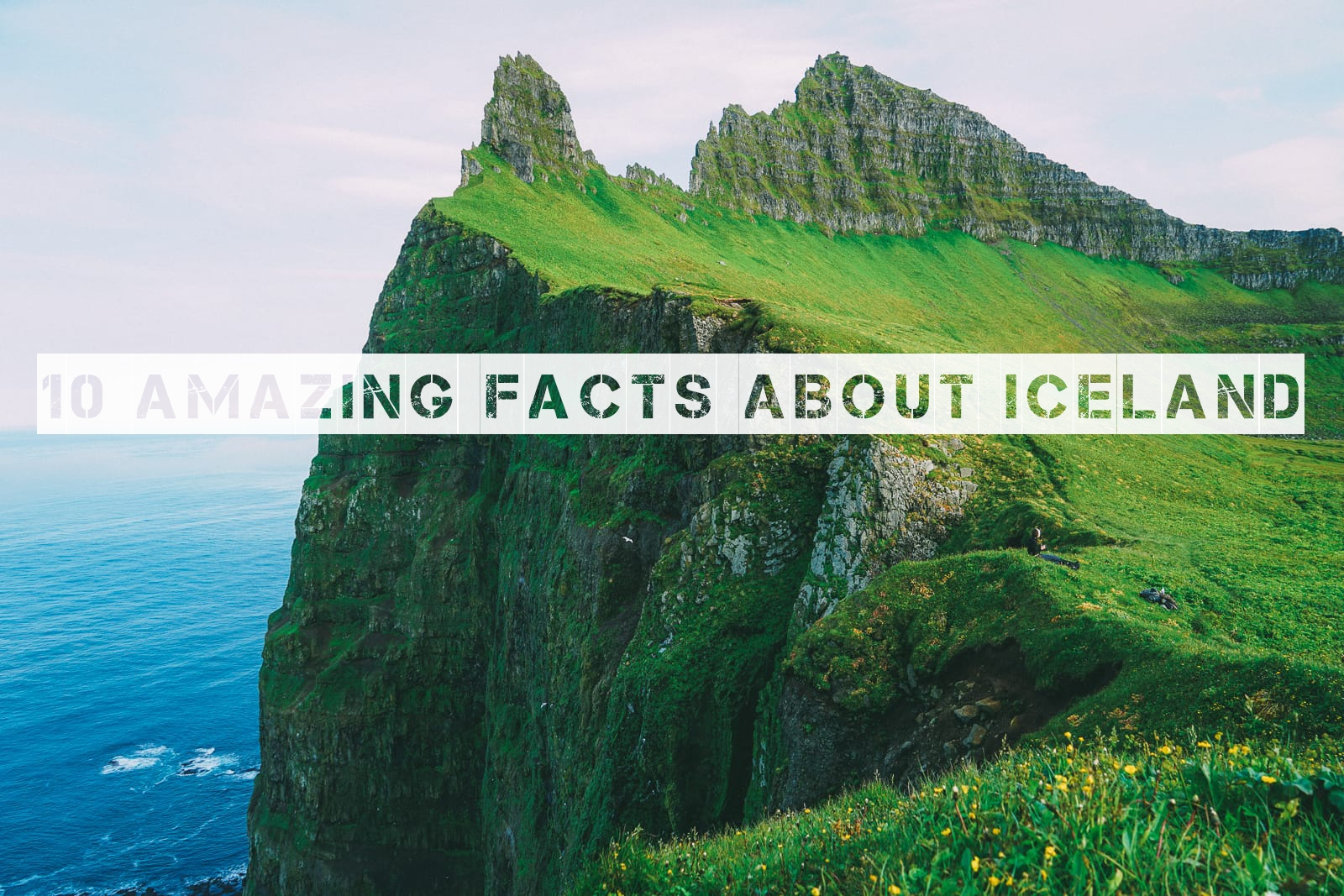 10 facts about Iceland