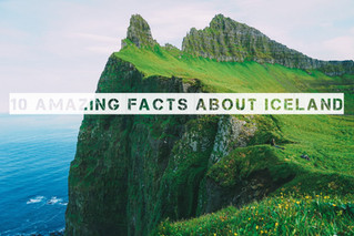 Top 10 AMAZING facts about Iceland !