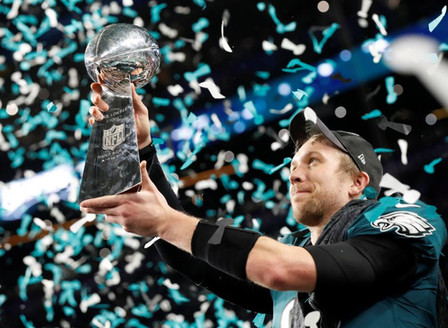 Those Tears of Victory--4 tips to Connect with Your Son Using Super Bowl LII
