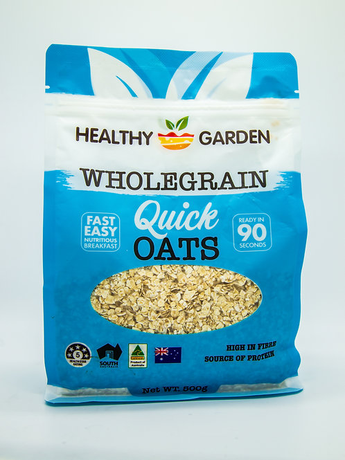 WHOLEGRAIN QUICK OATS