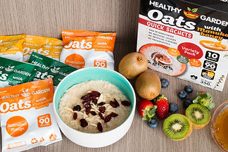 Quick Oats with Manuka Honey Variety Pac