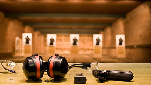 Private Basic Pistol Shooting Course/License To Carry Course