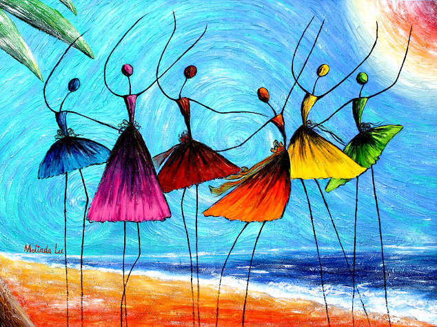 Dance To The Beach