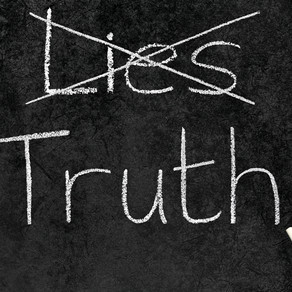 Living in the Truth ! Never trust too much ... Tips to know when someone is spiritually , off.