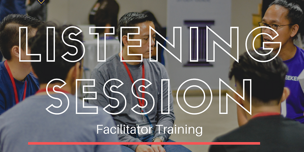 New Beginnings Listening Campaign: Training for leaders